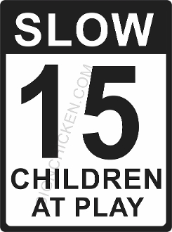 Slow 15 Children At Play