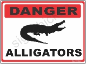 Danger Alligators
