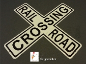 Crossbuck - RailRoad